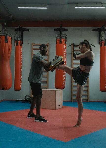 Kickboxen Frauen